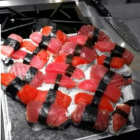 1 d sushi with pops 8.09