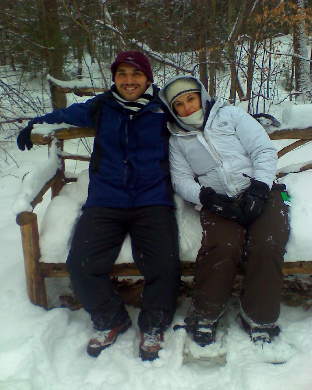 Ali and Me in VT
