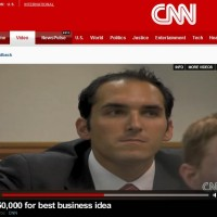 CNN Live with UGA's Top Entrepreneur
