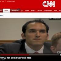 CNN Live with UGA's Top Entrepreneur